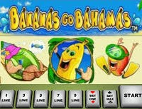 Казино Вулкан Удачи представляет игровой автомат Bananas go Bahamas