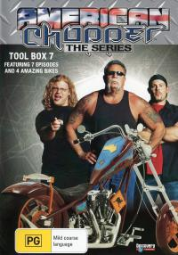 сериал Американский мотоцикл / American Chopper: The Series 9 сезон онлайн