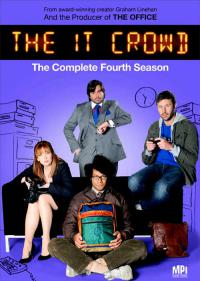 сериал Компьютерщики / The IT Crowd 4 сезон онлайн