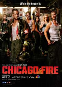 сериал Пожарные Чикаго / Chicago Fire 1 сезон онлайн