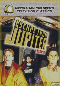 сериал Бегство с Юпитера / Escape from Jupiter онлайн